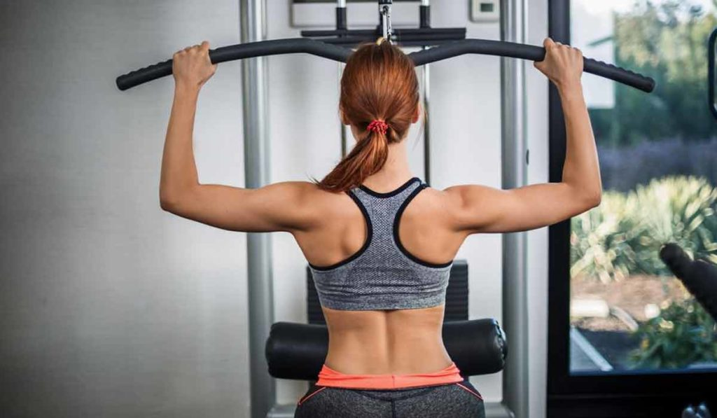 Here Is 8 Effective Exercises To Get Rid Of Back Fat Back Fat